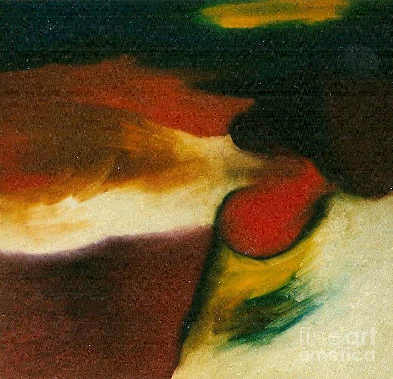 Modern Painting - Abstract Collection 5 by David Simon