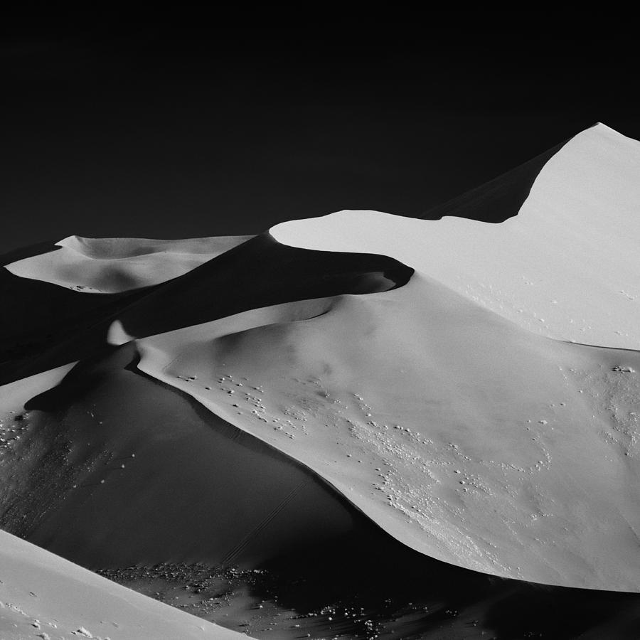 Abstract Dunes Photograph by Mathilde Guillemot