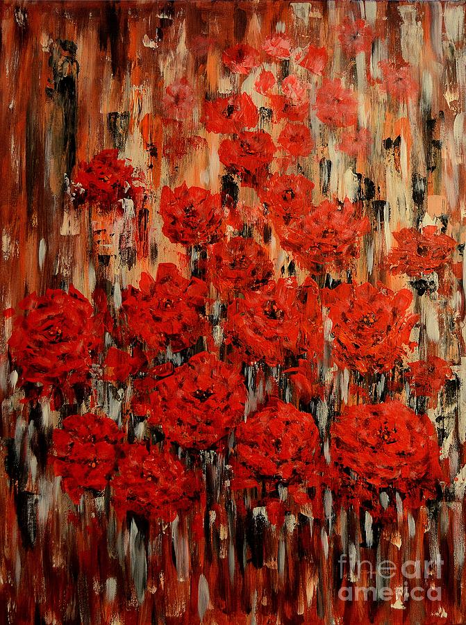 Abstract Flowers by Greg Moores