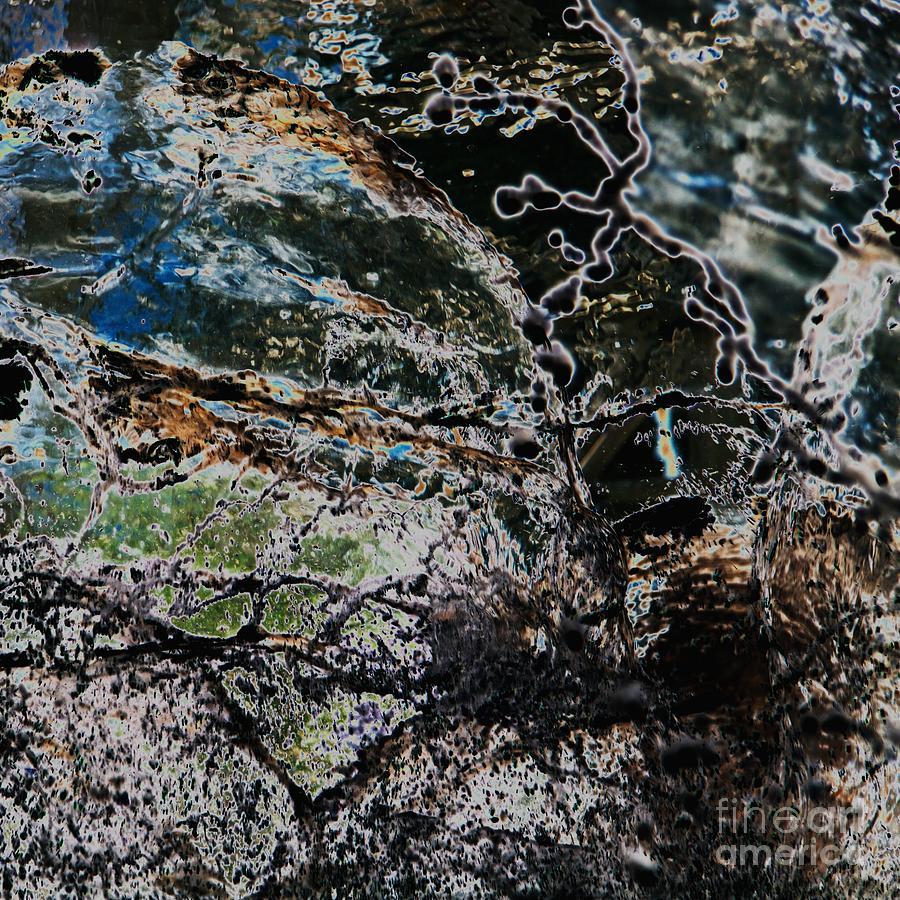 Water Photograph - Abstract by Hideaki Sakurai