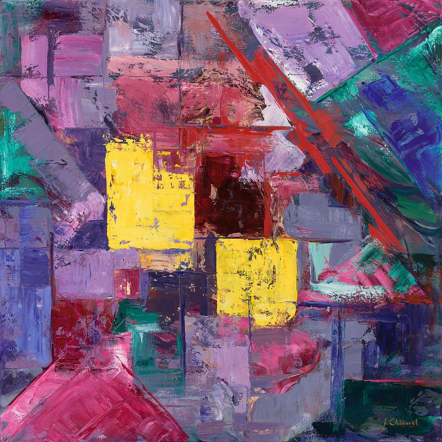 Abstract III by Joe Chicurel