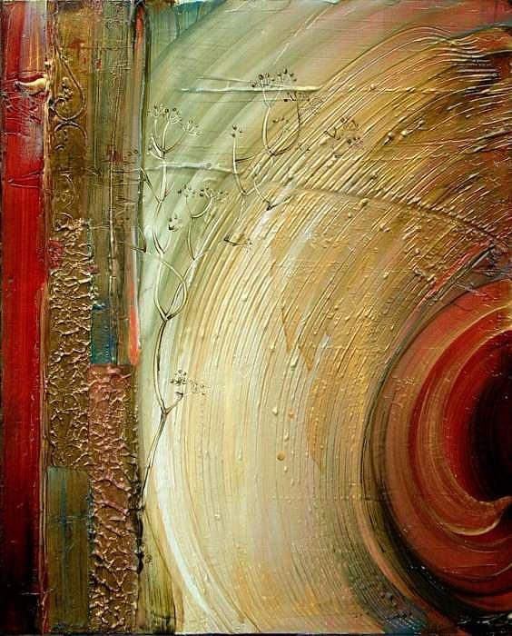 Abstract Painting by Marcella Rose