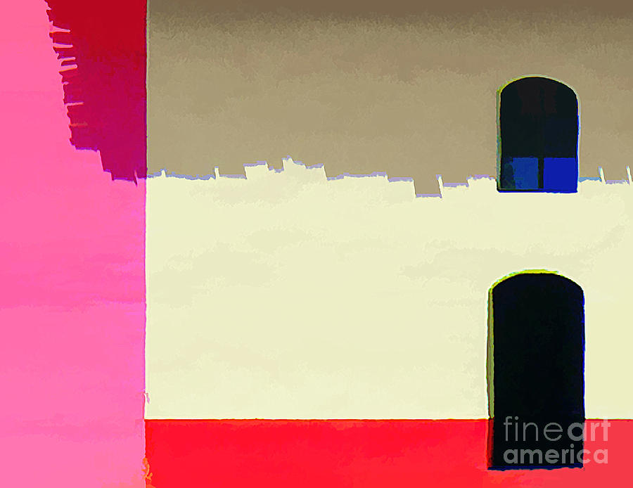Abstract Photograph - Abstract No. Twenty Five by Tom Griffithe