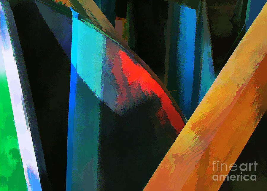 Abstract Photograph - Abstract No. Twenty Four by Tom Griffithe