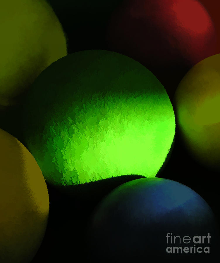 Abstract Photograph - Abstract No. Twenty One by Tom Griffithe