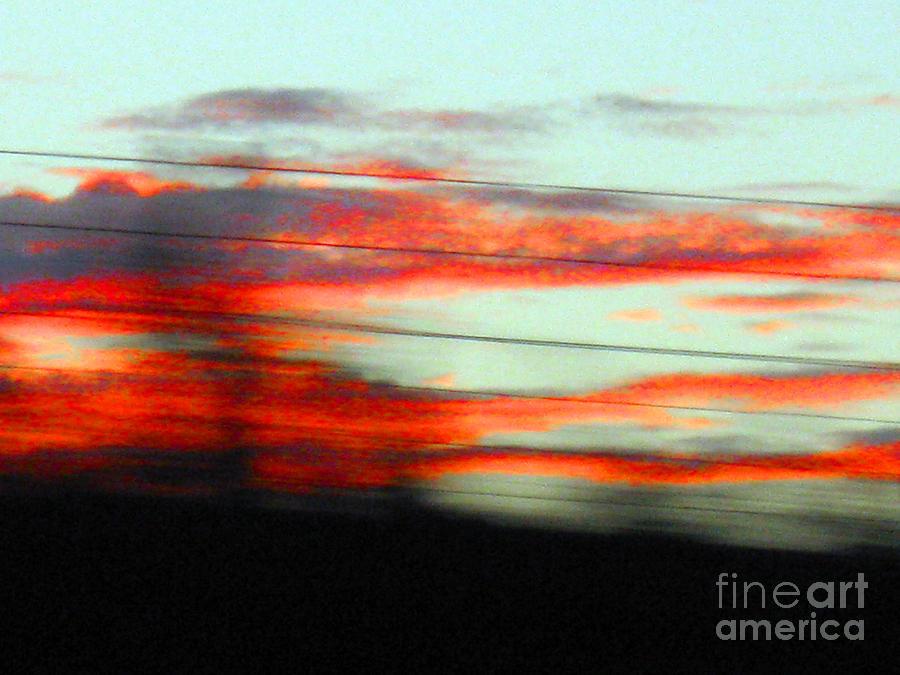 Digital Photograph Photograph - Abstract No.3 by Mic DBernardo