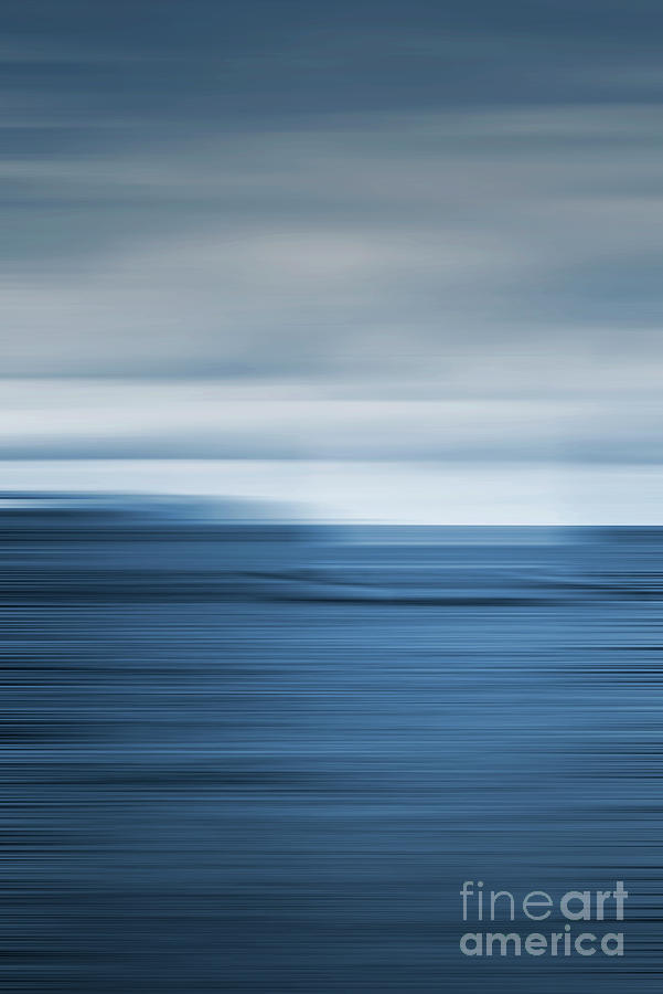 Abstract Seascape II by David Lichtneker