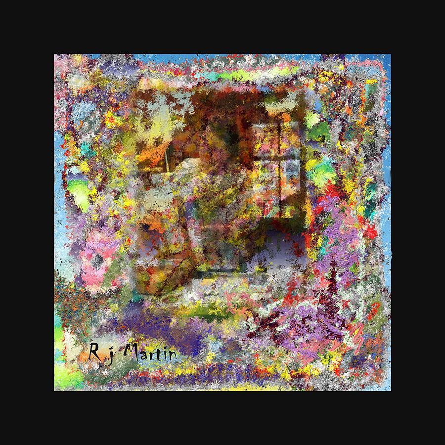 Abstract Shadows by Roberta Martin