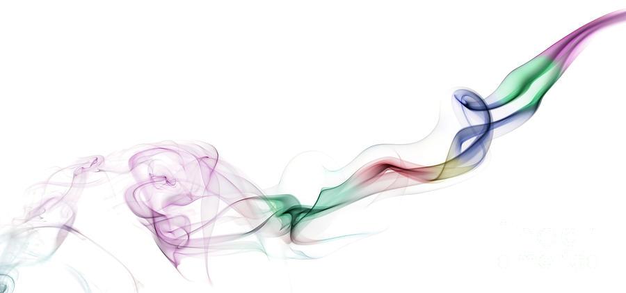 Abstract smoke by Setsiri Silapasuwanchai