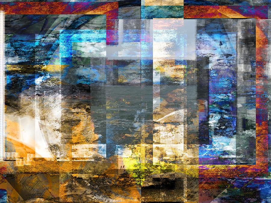 Abstract Digital Art - Abstract Wave .. by Art Di