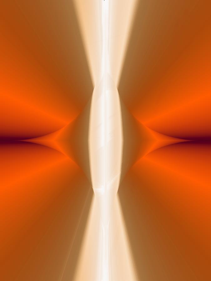 Digital Painting Digital Art - Abstract309b by David Lane