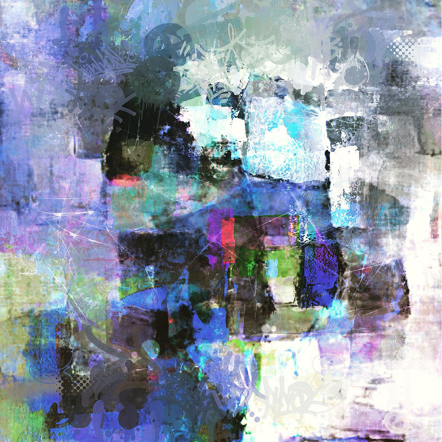 Abstract Painting - Abstract86 by Ronaldo Weigand