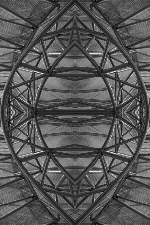 Abstract Digital Art - Abstraction 2 by Robert Ullmann