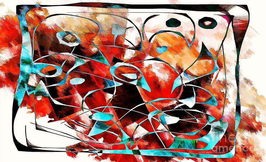 Abstraction 3423 Digital Art