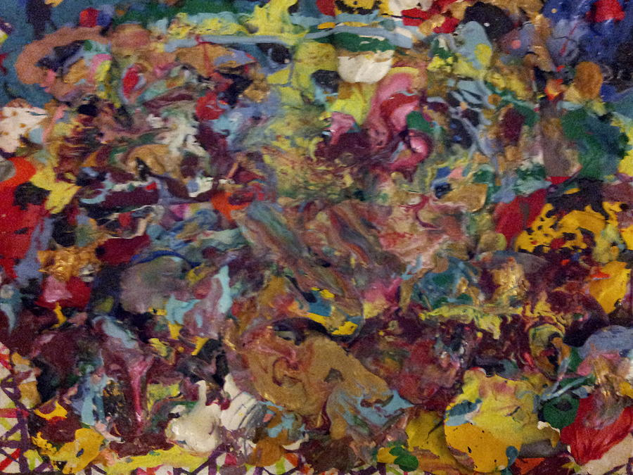 Abstraction 54 Painting