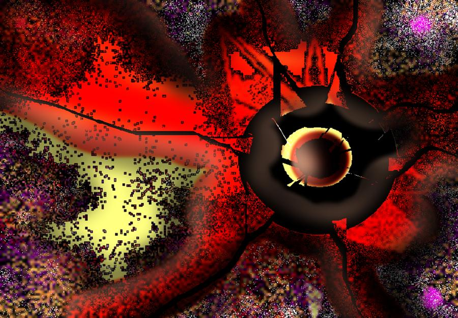 Abstraction Mm017 Digital Art by Oleg Trifonov