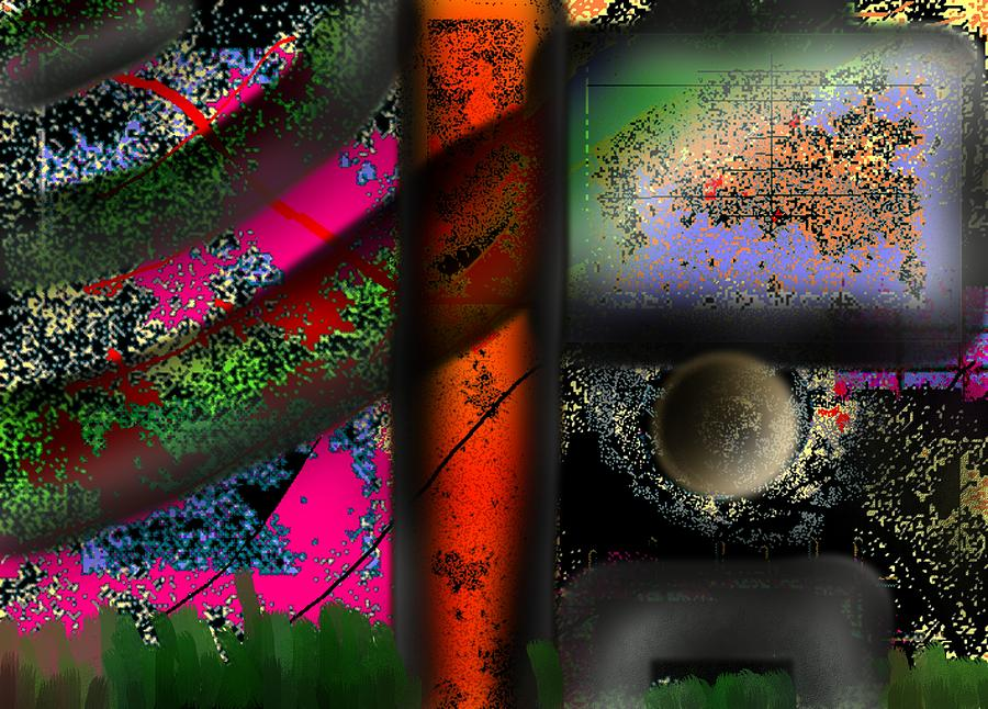 Abstraction Mm020 Digital Art by Oleg Trifonov