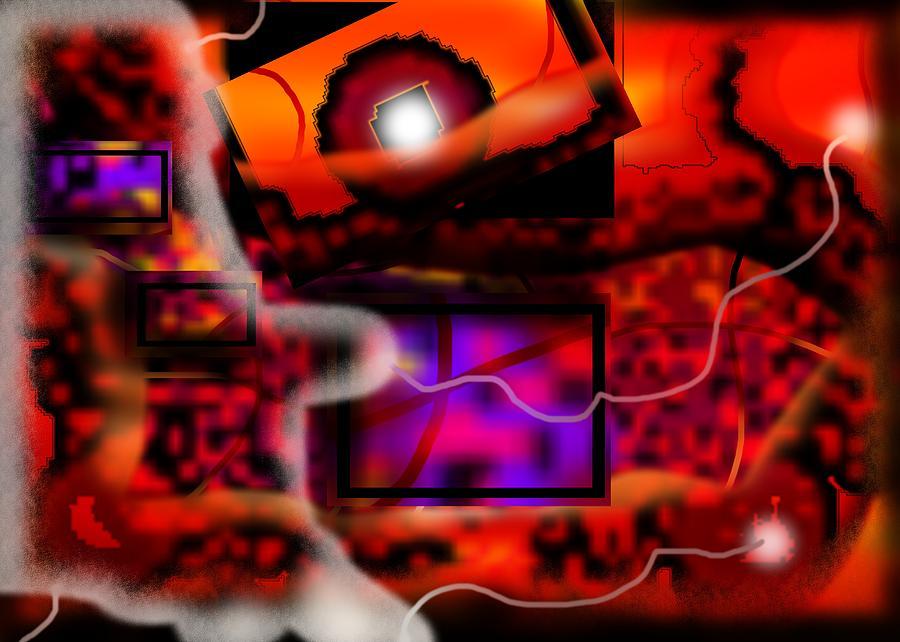 Abstraction Mm07 Digital Art by Oleg Trifonov