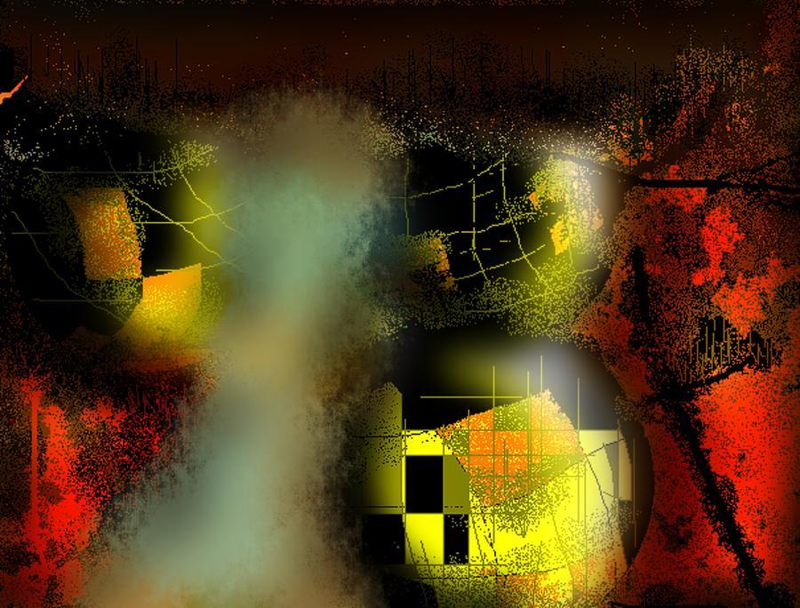Abstraction Mm08 Digital Art by Oleg Trifonov