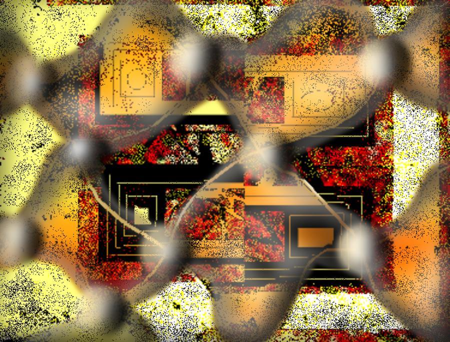 Abstraction Msm00 Digital Art by Oleg Trifonov