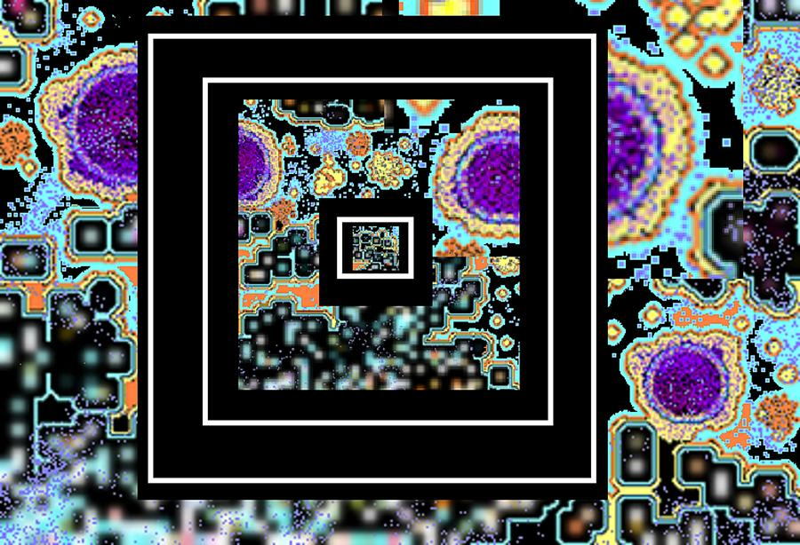 Abstraction Mst026 Digital Art by Oleg Trifonov