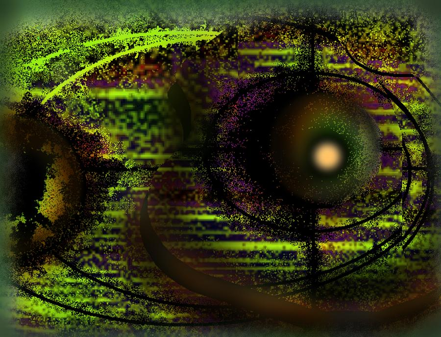 Abstraction Rr091 Digital Art by Oleg Trifonov