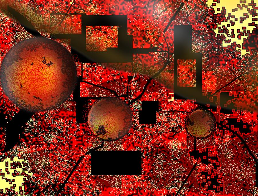 Abstraction Rr092 Digital Art by Oleg Trifonov