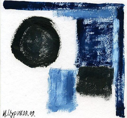 Abstraction Painting - Abstraction by Tsurikov Iliya
