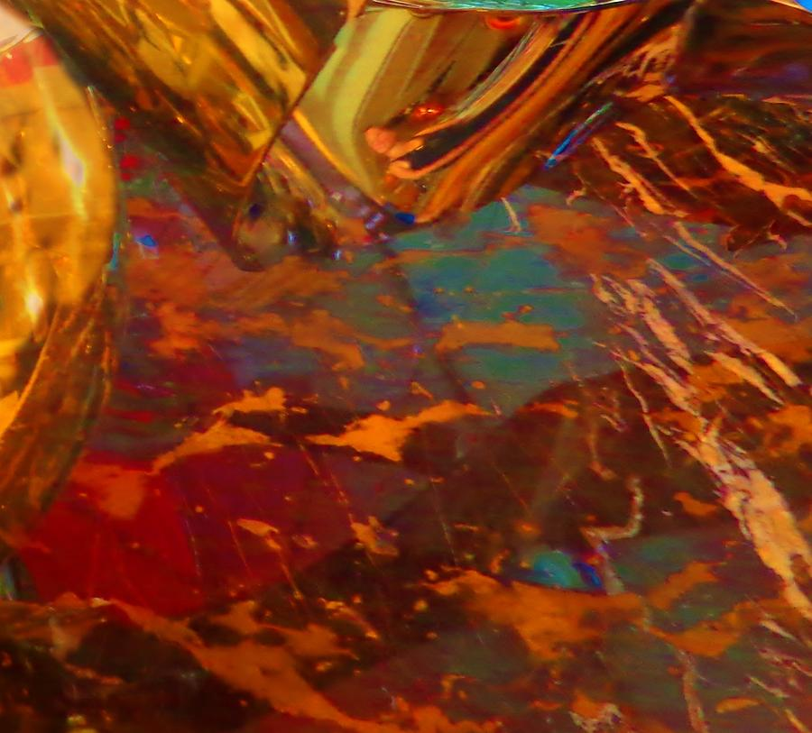 Abstract Digital Art - Abstraction by Vilma Zurc
