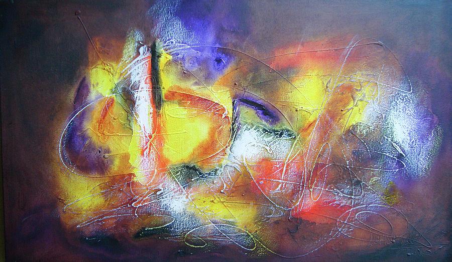 Arte Digital Art - Abstrato Pf Zo Oopp by Fernando Antonio