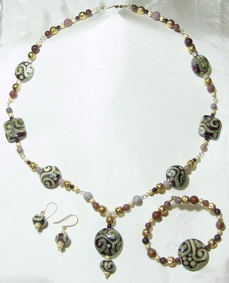Gold Jewelry - Abundance by Amy Bozarth