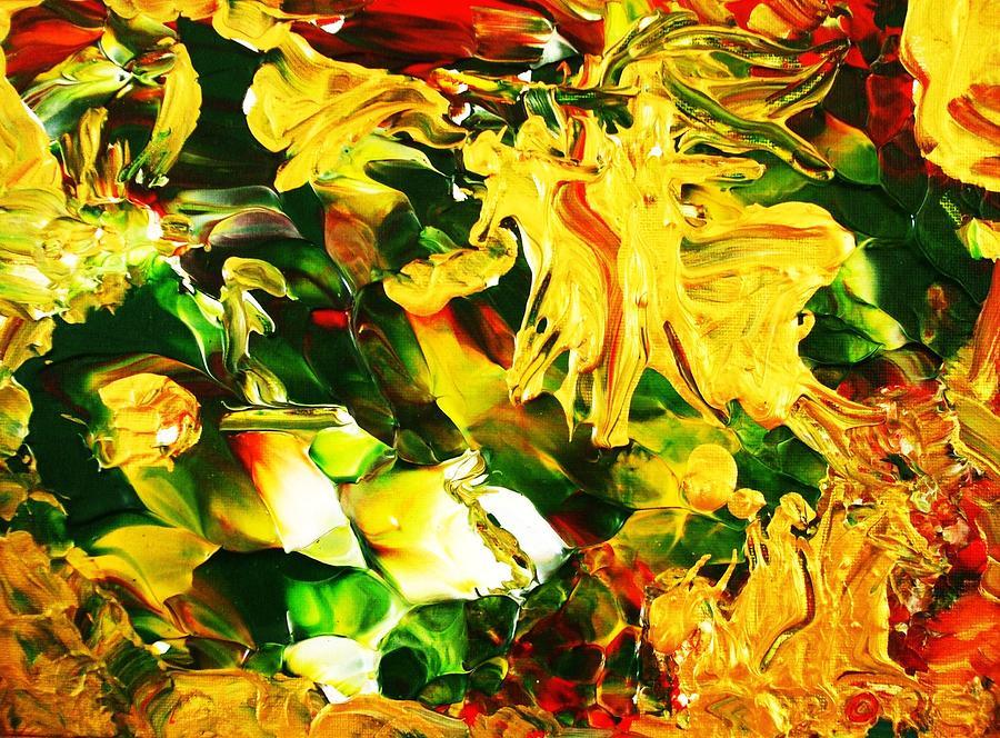 Abundentia Painting by Carmen Doreal