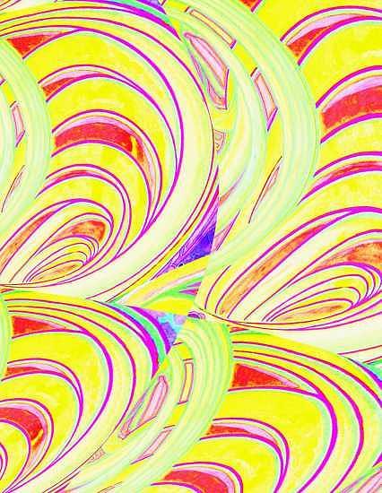 Black Hole Digital Art - Ac-06-07 by Lao Dan