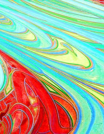 Black Hole Digital Art - Ac-06-09 by Lao Dan