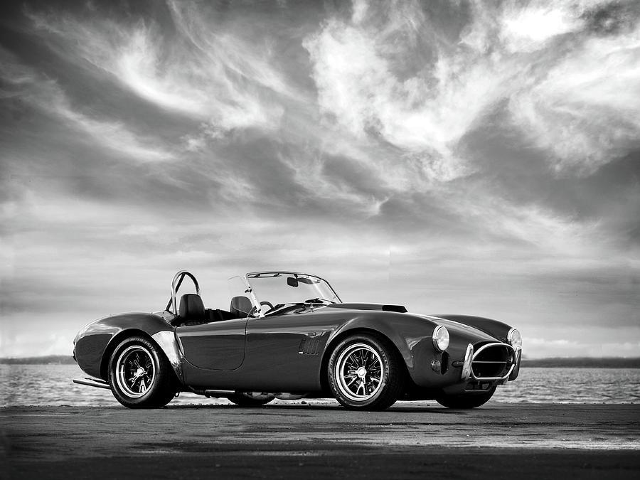 Ac Cobra Photograph - Ac Shelby Cobra by Mark Rogan