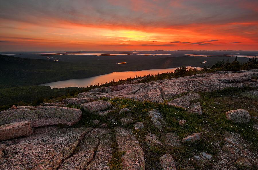 Acadia National Park by Derek Thornton