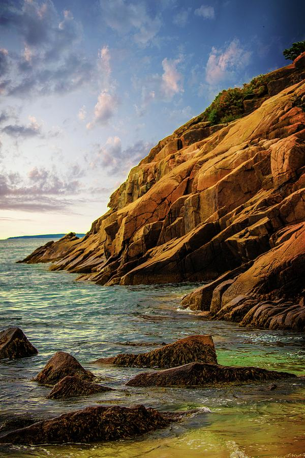 Acadia National Park Maine Photograph By Sherman Perry