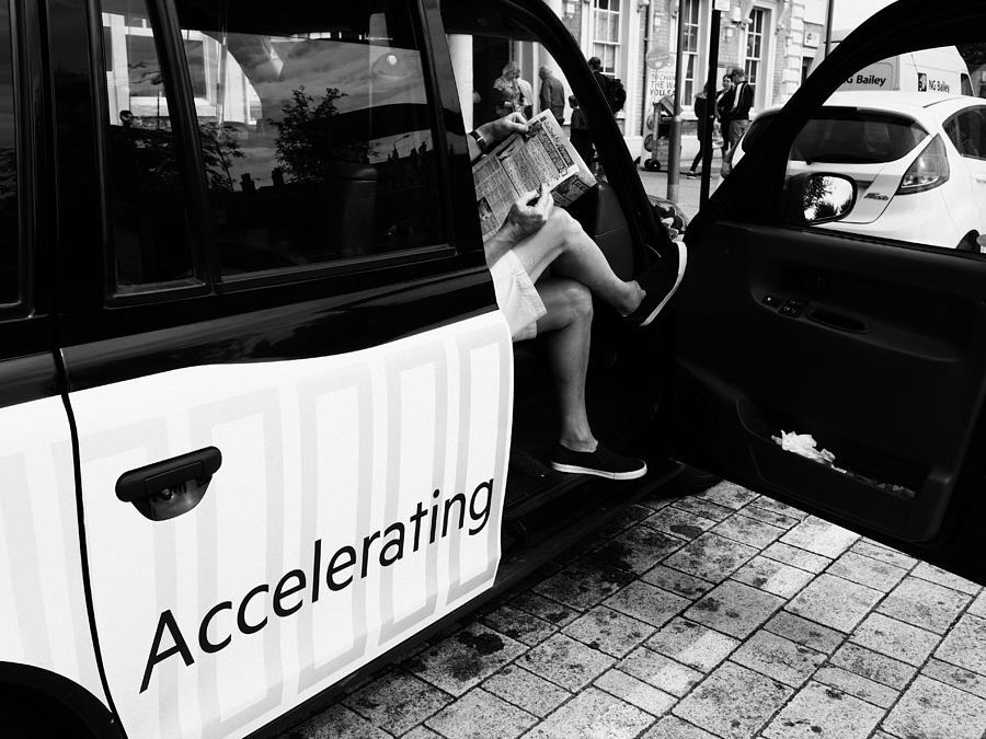 Accelerating by Lee Fennings