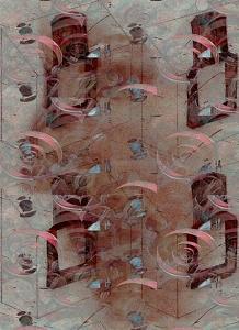 Acmo Digital Art by Ian Richard  Laws