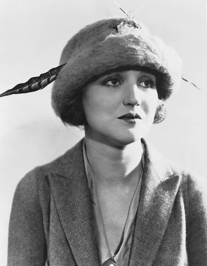 1920s Photograph - Actress Agnes Ayres by Underwood Archives