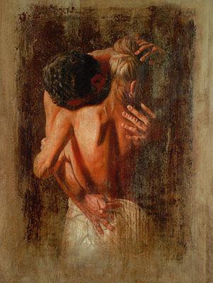Adagio Painting by Tomasz Rut