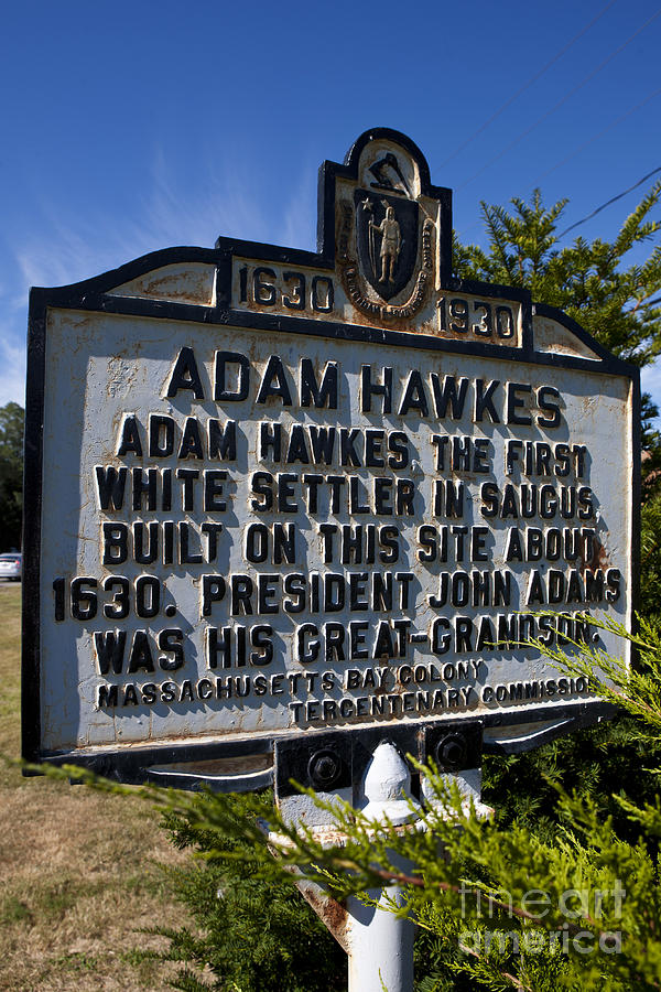 Adam Hawkes Photograph
