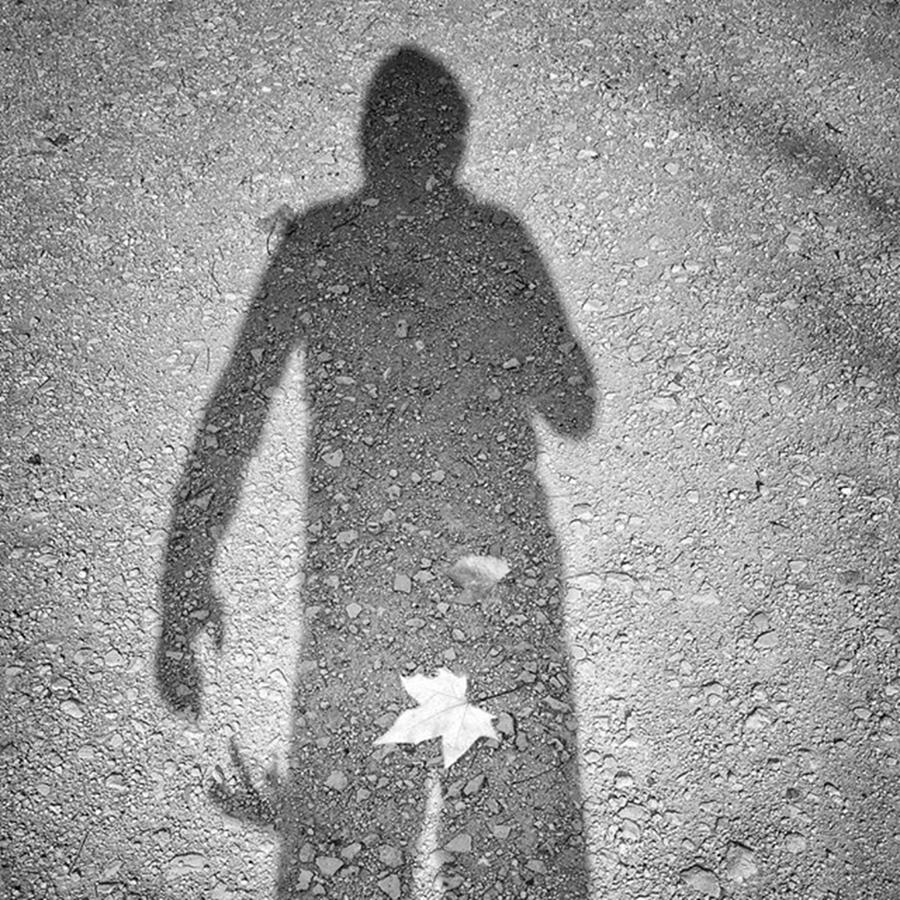 Minimal Photograph - Adam #selfportrait by Rafa Rivas