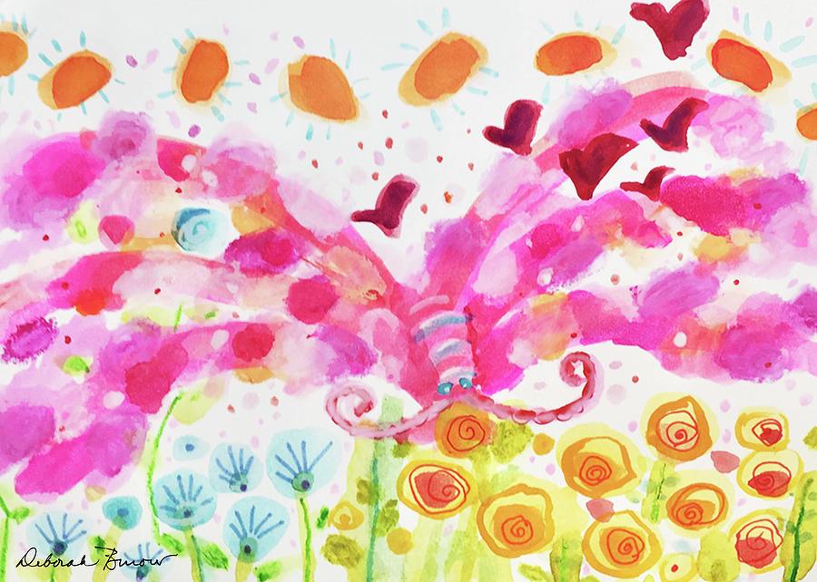 Addie's Card by DEBORAH BUROW