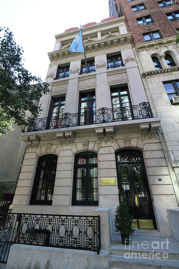 Adelaide L.T. Douglas House Now The Guatemalan Permanet Consul Genera Park Ave-.jpg by Steven Spak