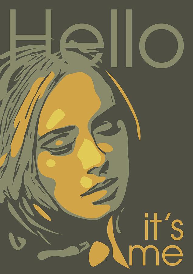 Adele Digital Art