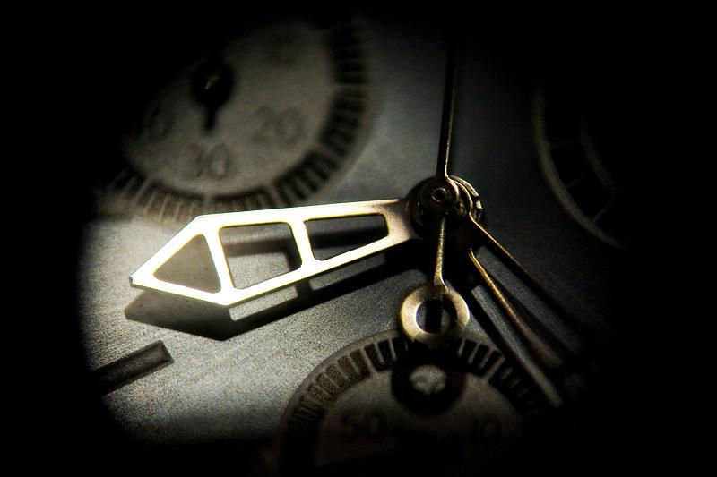 Time Photograph - Adeptus Mechanicus by Raluca Mateescu