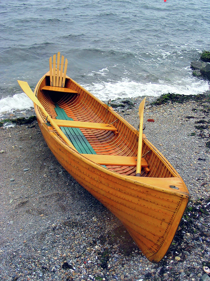Adirondack Guideboat by Steven David Roberts