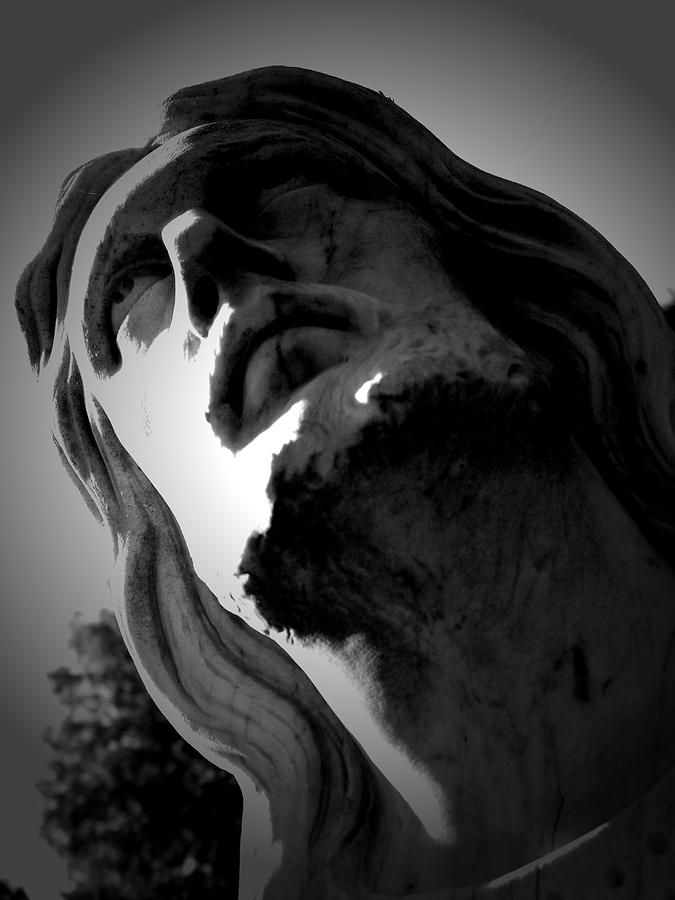 Jesus Photograph - Admiration  by Jessica Burgett