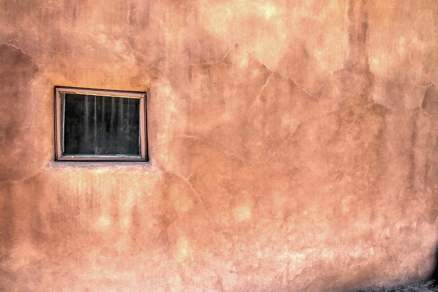 Southwest America Photograph - Adobe Wall by Nadine Berg